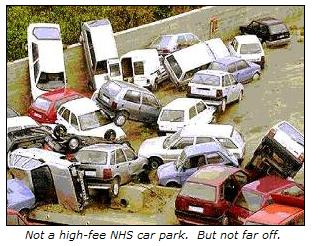 Not an NHS car park.