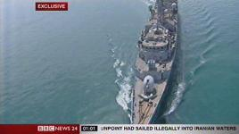 BBC News 24 coverage