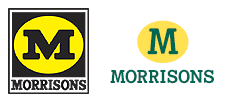 Old and New Morrisons Logos