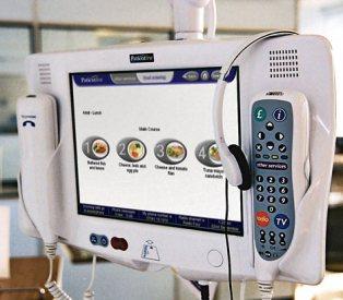 Patientline Bedside System