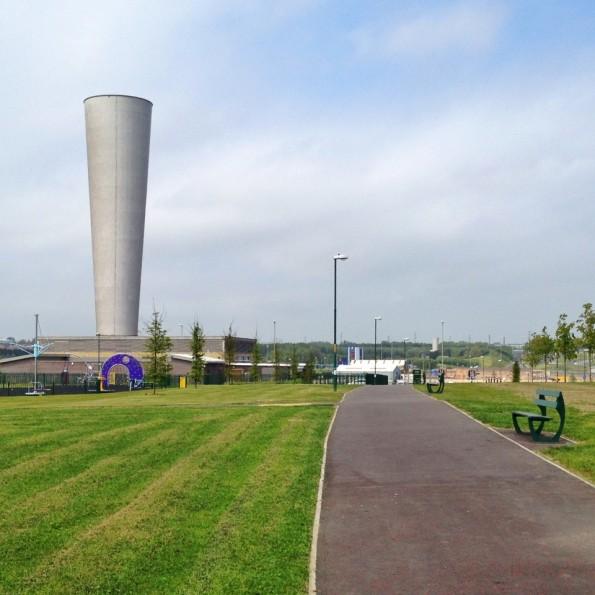 Tyne Tunnel ventilation shafts
