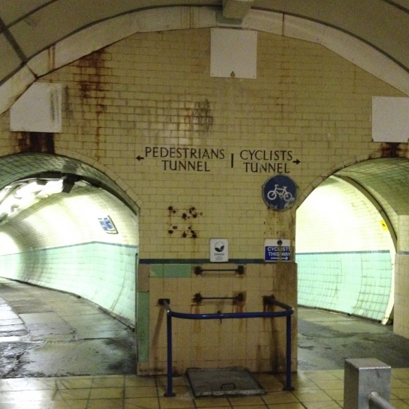 Tyne Pedestrian and Cycle Tunnels