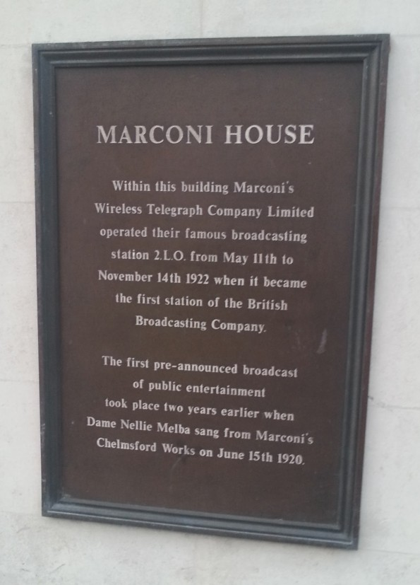 Marconi House